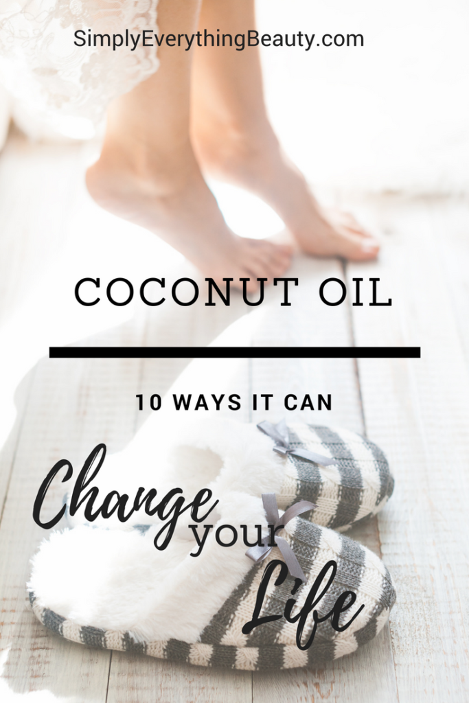 10 Ways Coconut Oil can change your life